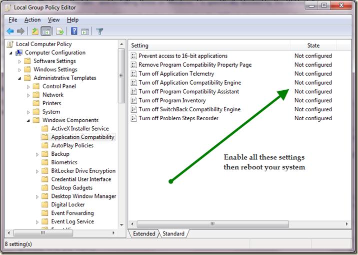 Virtual Server on Windows 7